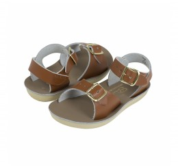 Salt Water Surfer 凉鞋棕色