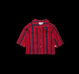 Mini Rodini 条纹衬衫