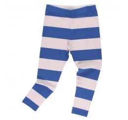 TINYCOTTONS 蓝色条纹打底裤
