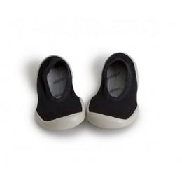 Collegien 黑色浅口室内鞋