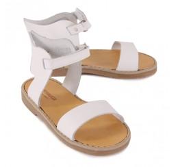 Babywalker 白色翅膀凉鞋