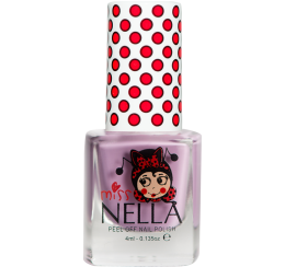 Miss Nella Peel Off Nailpolish Bubble Gum