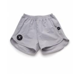 NUNUNU 灰色沙滩裤