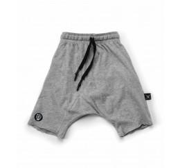 NUNUNU 灰色中裤