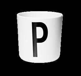 Design Letters Melamine Cup P