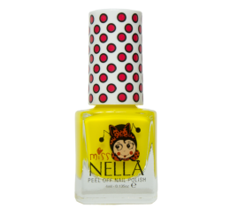 Miss Nella Peel Off Nailpolish Sun Kissed