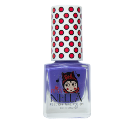Miss Nella Peel Off Nailpolish Sweet Lavender