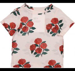 Caroline Bosmans 粉色玫瑰T恤