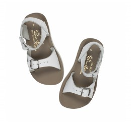 Salt Water Surfer 凉鞋白色