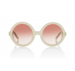 Sons and Daughters Lenny Sunglasses Lemon Creme