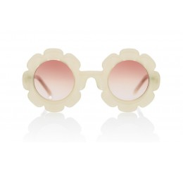 Sons and Daughters Pixie Sunglasses Lemon Creme