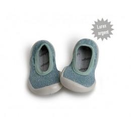 Collegien 湖绿色浅口室内鞋