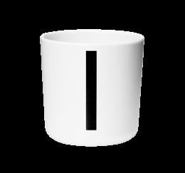 Design Letters Melamine Cup I
