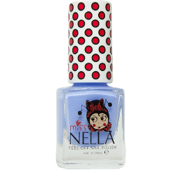 Miss Nella Peel Off Nailpolish Blue Bell