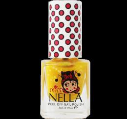 Miss Nella Peel Off Nailpolish Honey Twinkles