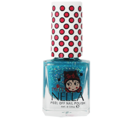 Miss Nella Peel Off Nailpolish Under the Sea